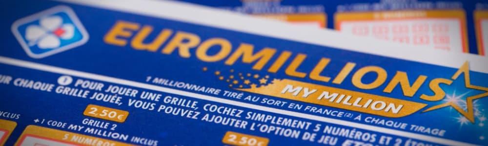 Euromillions på nett